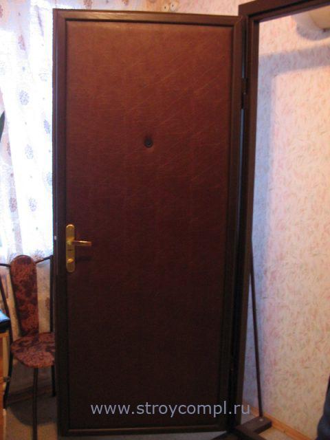 купить металлическую входную дверь район братеево