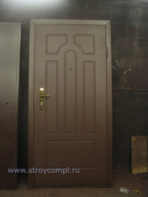 заказать металлическую дверь в протвино московской области