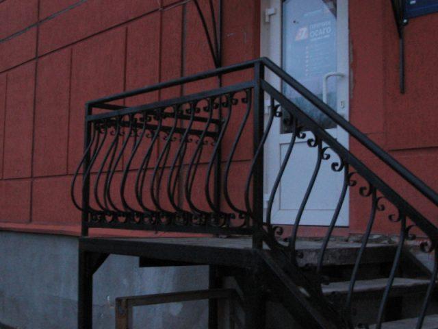 Лестничные и балконные ограждения, перила, перила балконные,.